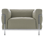 le corbusier lc3 armchair - Corbusier - cassina