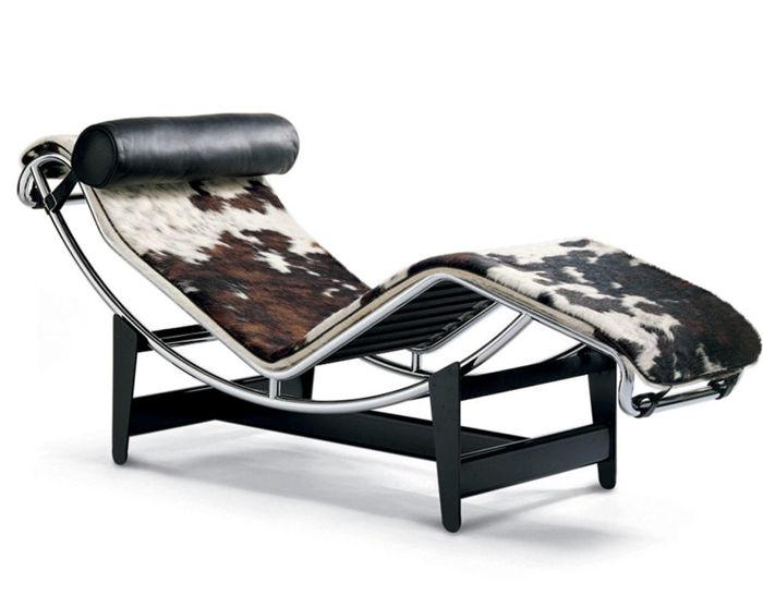 Merveilleux Le Corbusier Lc4 Chaise Longue