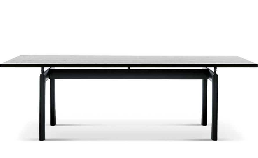 le corbusier lc6 table. Black Bedroom Furniture Sets. Home Design Ideas