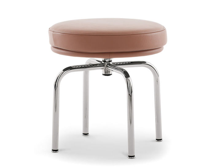 le corbusier lc8 revolving stool