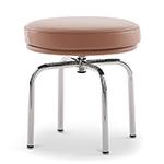 le corbusier lc8 revolving stool - Corbusier - cassina