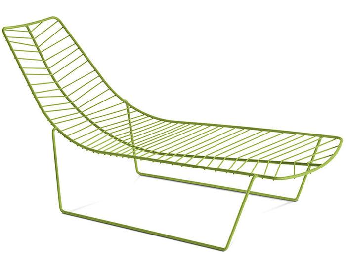 leaf chaise lounge chair