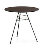 leaf round table  -
