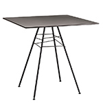 leaf square table - Altherr & Molina Lievore - arper