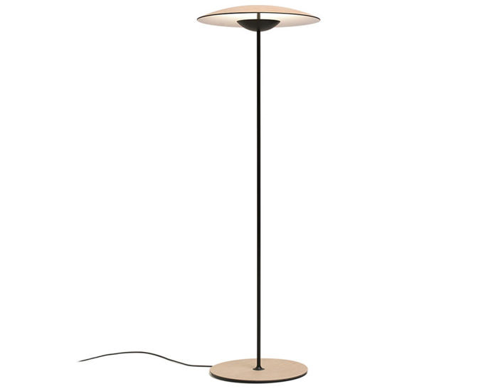 led-ginger p floor lamp