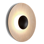 led-ginger wall sconce  -