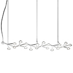 led net line suspension lamp  - Artemide
