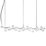 led net line suspension lamp  - Artemide