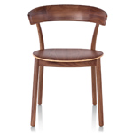 leeway wood side chair  - Herman Miller