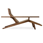 liberty lounger  - moooi