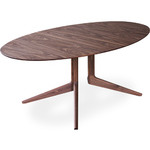 394f light oval table - Matthew Hilton - de la espada