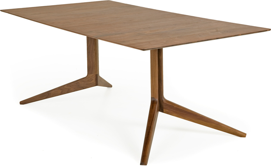 light rectangular table fixed 393f