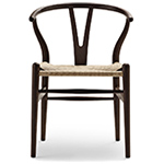 limited edition ancient oak ch24 wishbone chair - Hans Wegner - Carl Hansen & Son
