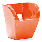 little albert armchair - Ron Arad - Moroso