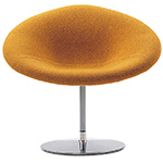 pierre paulin little globe chair  -