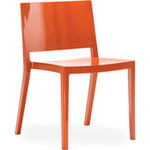 lizz stacking chair 2 pack  -