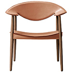 lm92 metropolitan chair  - Carl Hansen & Son