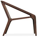 loft lounge chair  - Bernhardt Design