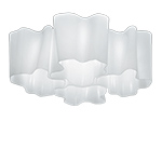 logico quadruple nested ceiling light  - Artemide