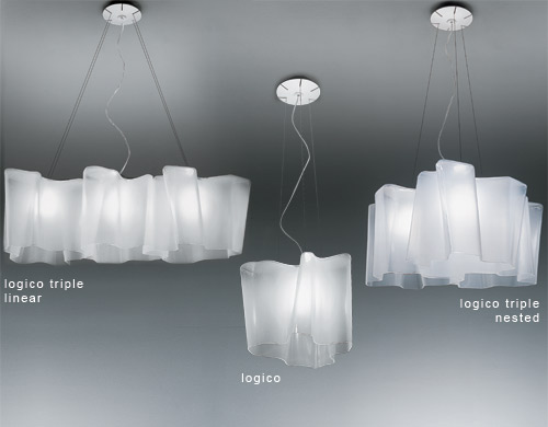 Logico Triple Linear Suspension Lamp Hivemodern Com