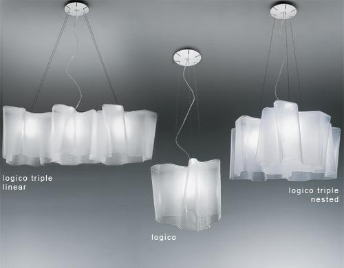 Logico Triple Linear Suspension Lamp Hivemodern Com