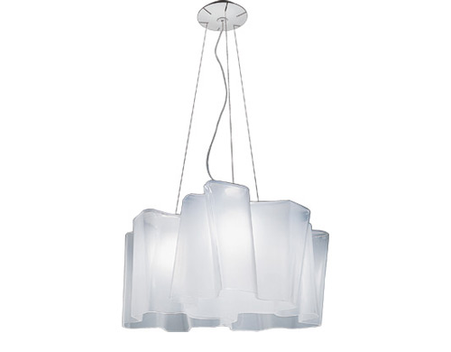 logico triple nested suspension lamp