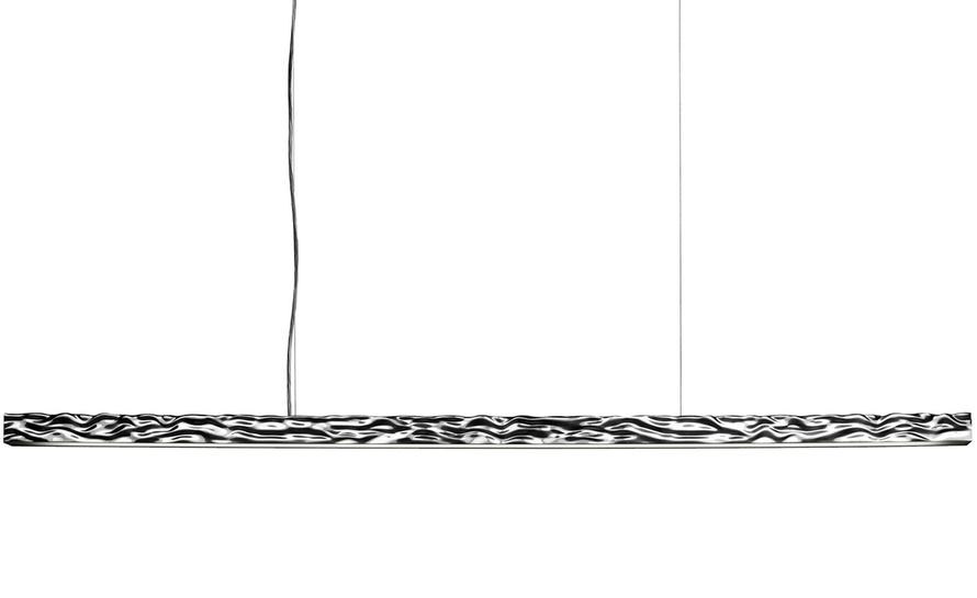 long & hard suspension lamp