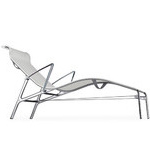 longframe chaise with arms  -