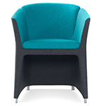 lotus dining chair  -