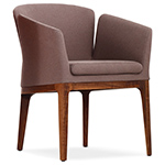 lotus m dining chair  - Montis