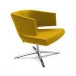 lotus lounge chair - Niels Bendtsen - bensen