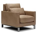 lounge armchair - Niels Bendtsen - linteloo