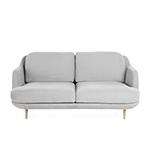 lune 2 seat sofa - Jaime Hayon - Fritz Hansen