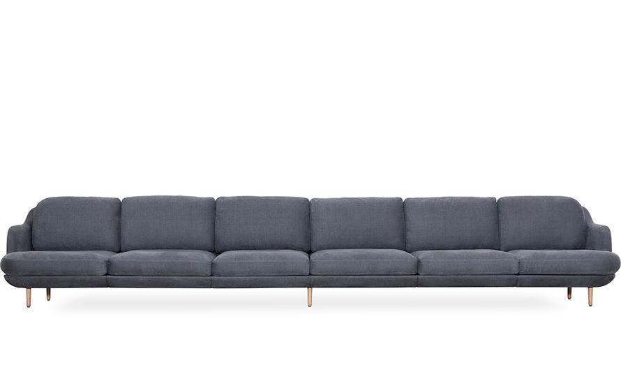 lune 6 seat sofa
