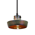 lustre flat pendant light