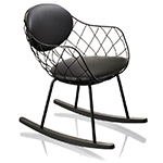 magis pina rocking chair  -