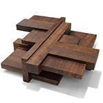 manhattan coffee table  -