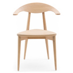manta dining chair 349g - Matthew Hilton - de la espada
