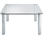 marcuso glass table  -