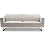 mare 2-seater sofa with fixed cushions  -