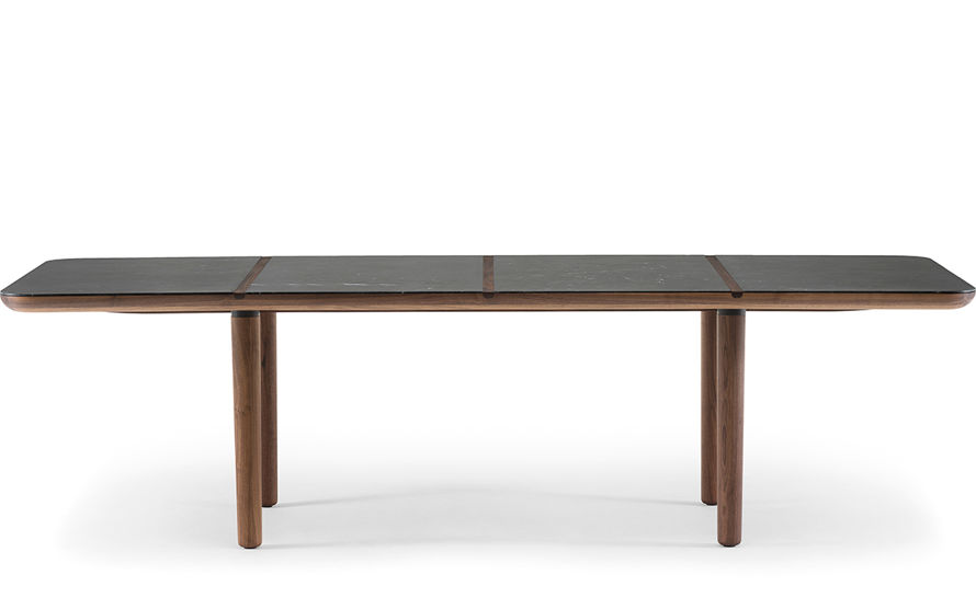 marlon rectangular table 108ml