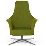 marvin lounge chair  - Montis