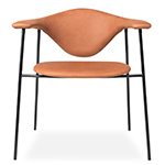 masculo 4 leg chair  - gubi