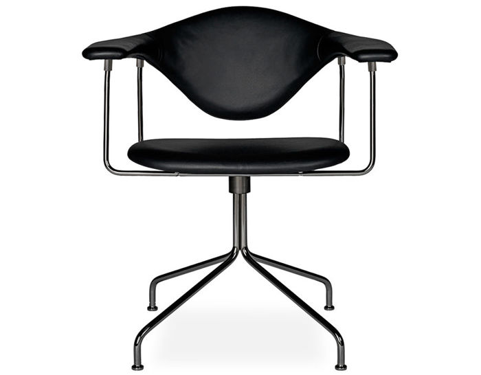 masculo swivel base chair