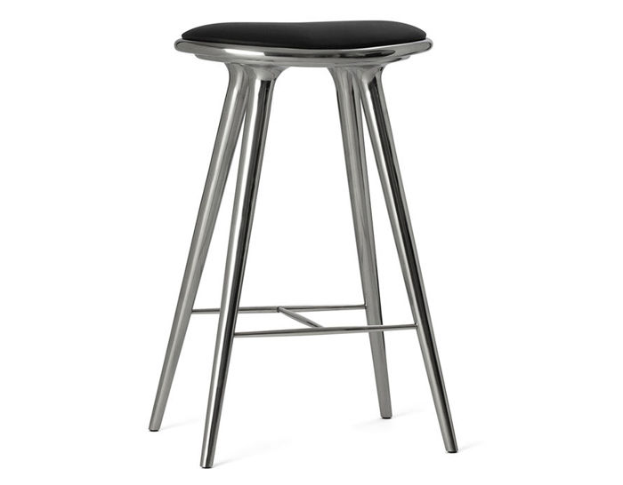 mater aluminum high stool