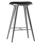 mater aluminum high stool  - mater