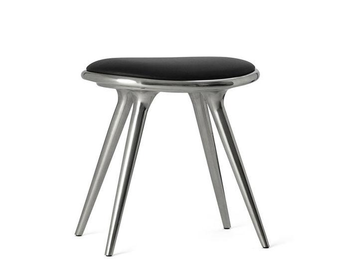 mater aluminum low stool