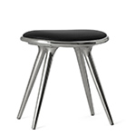 mater aluminum low stool  -
