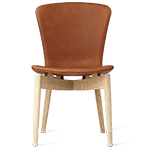 mater shell dining chair  - mater