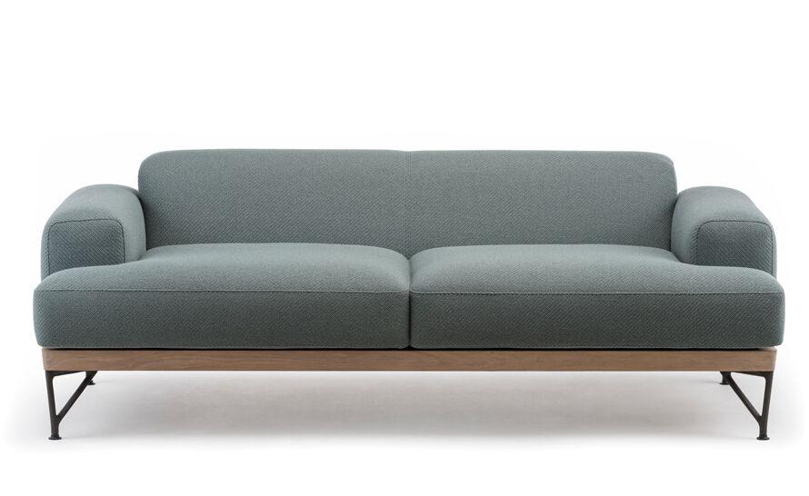 matthew hilton armstrong two seat sofa 386m